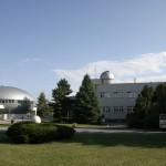 Hvězdárna a planetárium Hradec Králové - celkový pohled