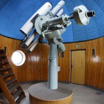 Hvězdárna Vsetín - dalekohledy