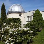 Hvězdárna Vsetín - kopule